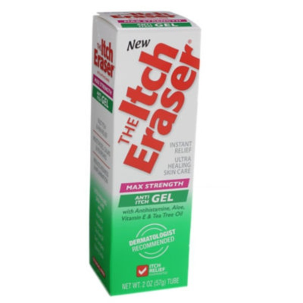Tenders The Itch Eraser Max Strength Anti Itch Gel