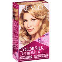 Revlon ColorSilk Luminista Hair Color Kit 176 Honey Blonde