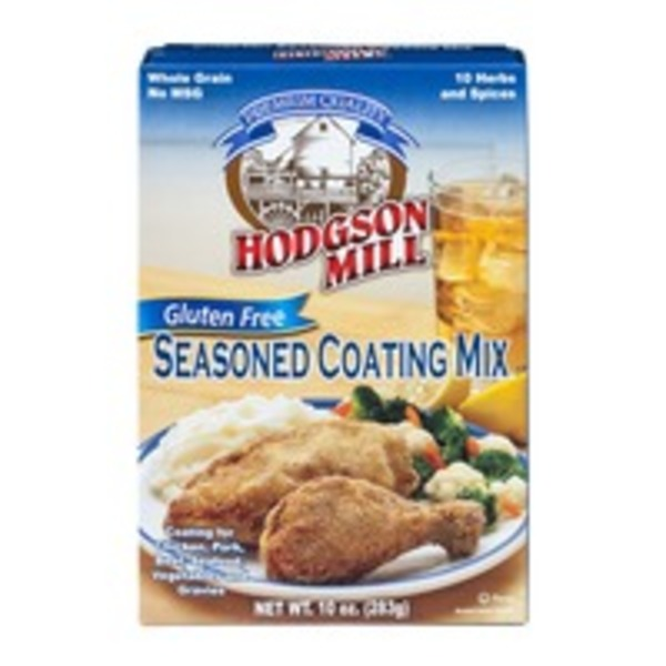Hodgson Mill Gluten Free Seasoned Coating Mix