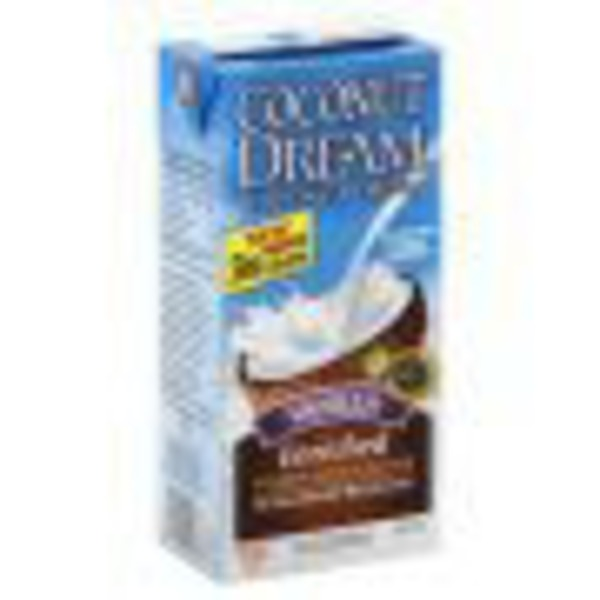 Coconut Dream Vanilla Coconut Drink
