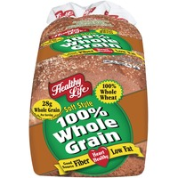 Healthy Life 100% Whole Grain Soft Style Bread