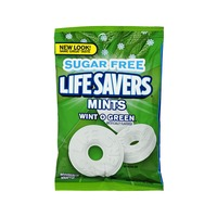 LifeSavers Lifesavors Mints Wint O Green Sugar Free