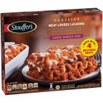 STOUFFER'S Large Family Size Meat Lovers Lasagna 57 oz Box