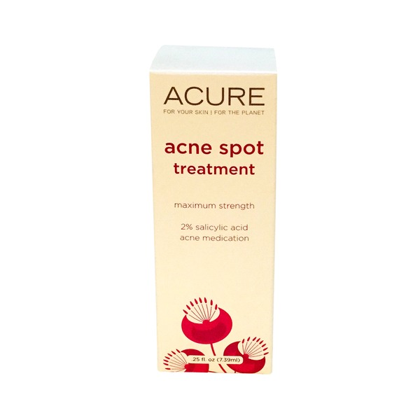 Acure Maximum Strength Acne Spot Treatment