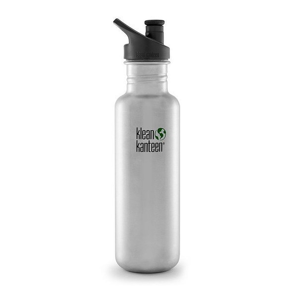 Klean Kanteen Classic 27 Oz With Loop Cap Steel Canteen