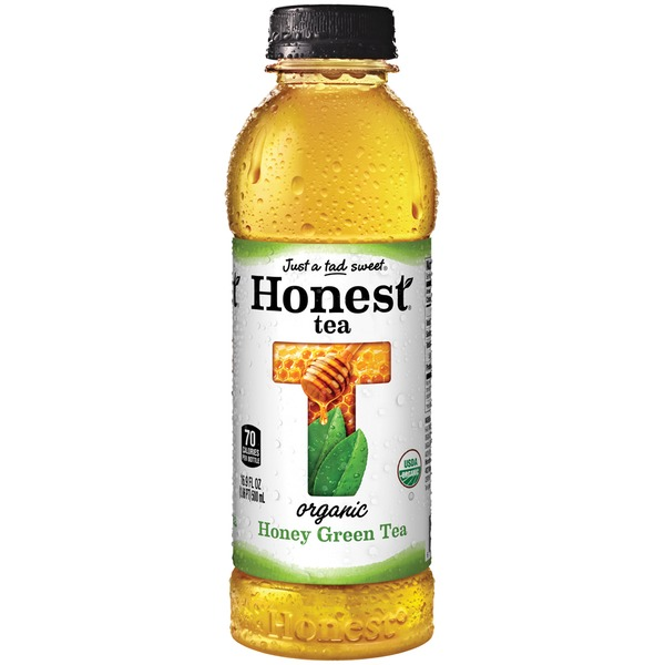 Honest Tea Green Honey Tea
