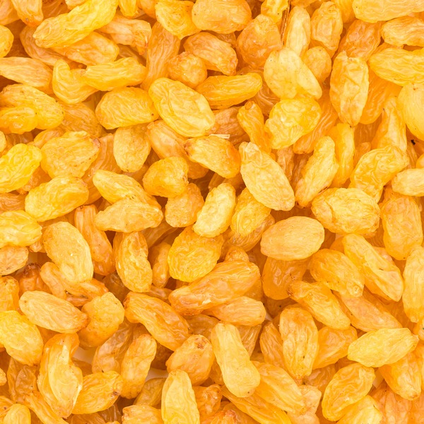 Organic Golden Raisins