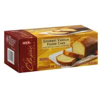 H-E-B Classic Selections Gourmet Vanilla Pound Cake