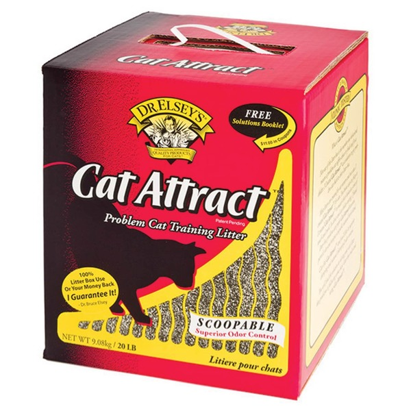 Dr. Elsey's Cat Attract Training Litter