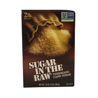 Sugar In The Raw Natural Cane Turbinado Sugar