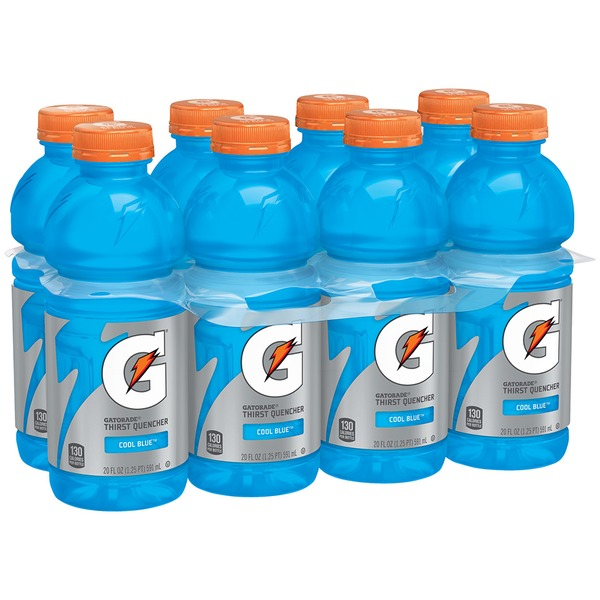 Gatorade G Series Perform Cool Blue Sports Drink