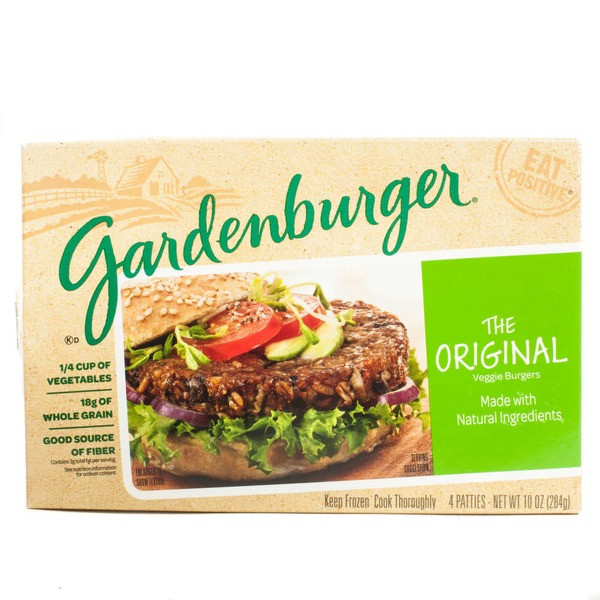 Gardenburger Original Burger