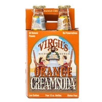 Virgil's Cream Soda Orange