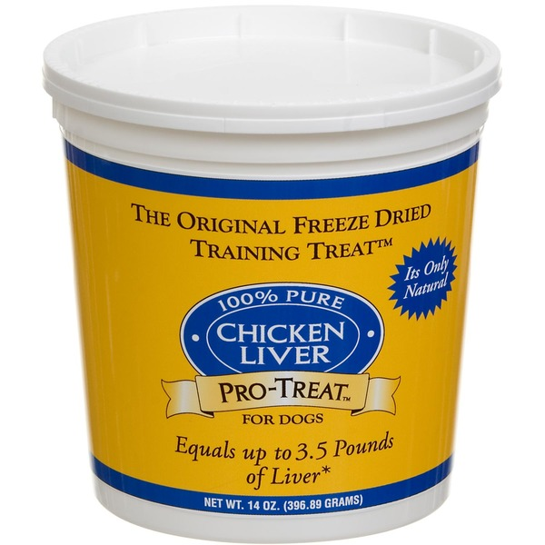 Gimborn Frozen Dried Ckicken Liver Treats For Dogs