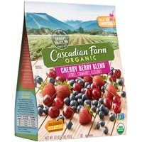 Cascadian Farm Organic Cherries, Strawberries & Blueberries Cherries, Strawberries & Blueberries