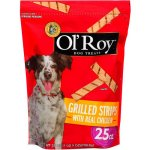 Ol' Roy Grilled Strips With Real Chicken Dog Treats, 25 oz