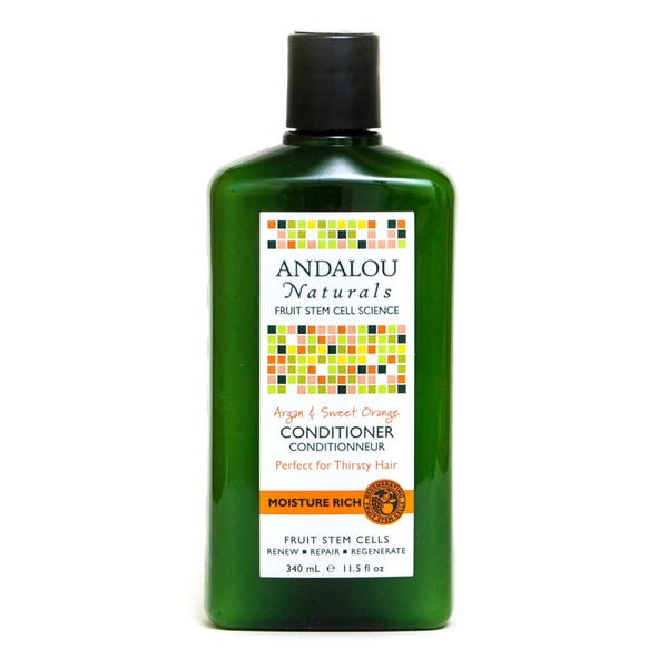 Andalou Naturals Argan Oil & Shea Conditioner