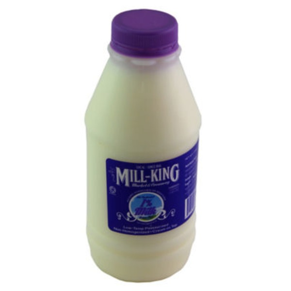 Mill King 1% Lowfat Milk