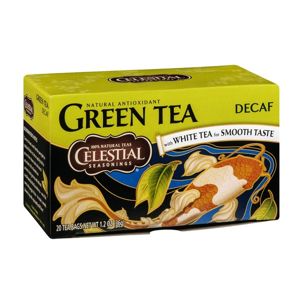 Celestial Seasonings Decaf Green Tea with White Tea