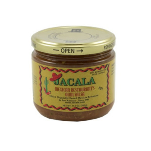 Jacala Mexican Restaurant's Own Salsa