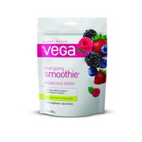 Vega Bodacious Berry Flavor Protein Smoothie Instant Powder Drink Mix