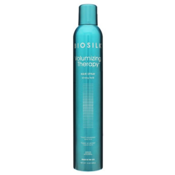 Biosilk Volumizing Therapy Strong Hold Hair Spray
