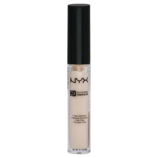 NYX Concealer, HD Photogenic, Porcelene CW01