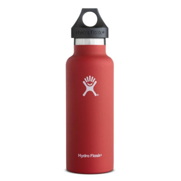 Hydro Flask Lava Standard Mouth 18 Oz
