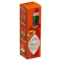 TABASCO Sauce Pepper Original Flavor
