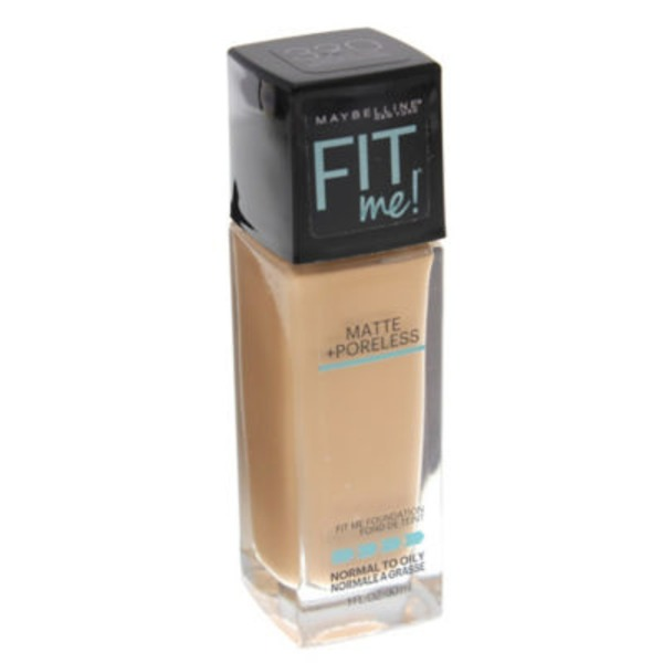 Fit Me® 320 Natural Tan Matte + Poreless Foundation