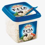 President Crumbled Feta Cheese, 12 oz