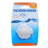 Penn-Plax Fish Shape Vacation Fish Feeder 2.2 Oz.