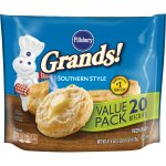 Pillsbury Grands! Southern Style Biscuits Value Pack, 20 Ct, 41.6 oz, 41.6 OZ