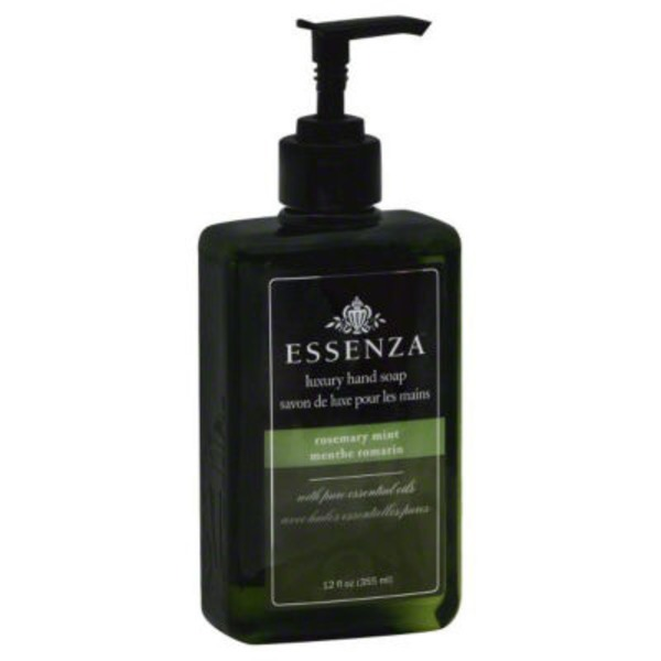 Essenza Luxury Hand Soap Rosemary Mint