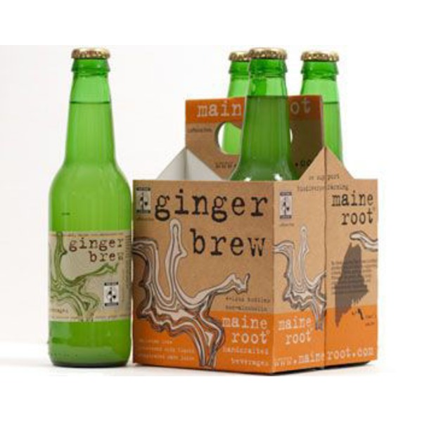 Maine Root Ginger Brew Caffeine Free