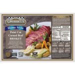 Colorado Premium Corned Beef Flat Cut Brisket, 2-3.5 lbs