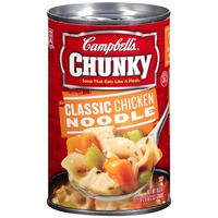 Campbell's Classic Chicken Noodle RTS Soup