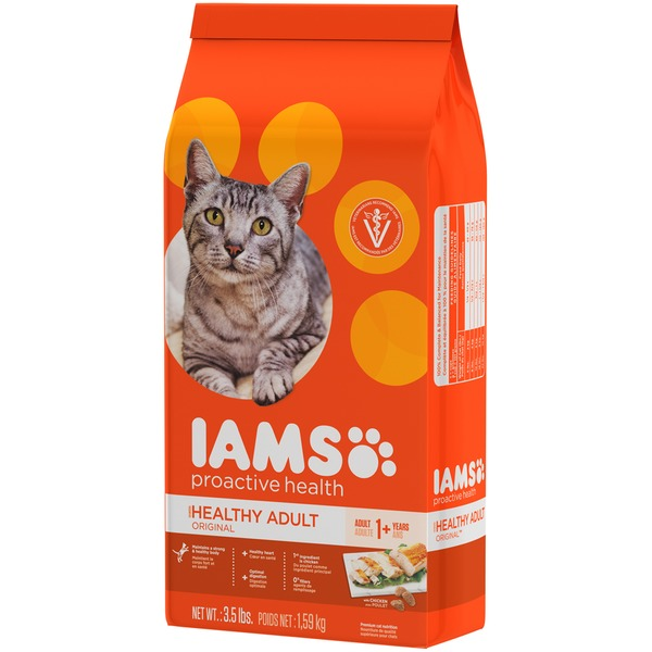 Iams ProActive Health Healthy Adult Original Cat Food