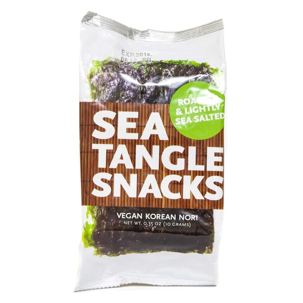 Sea Tangle Roasted Seaweed Snack