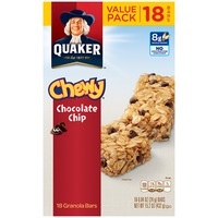 Quaker Chewy Chewy Chocolate Chip Granola Bars
