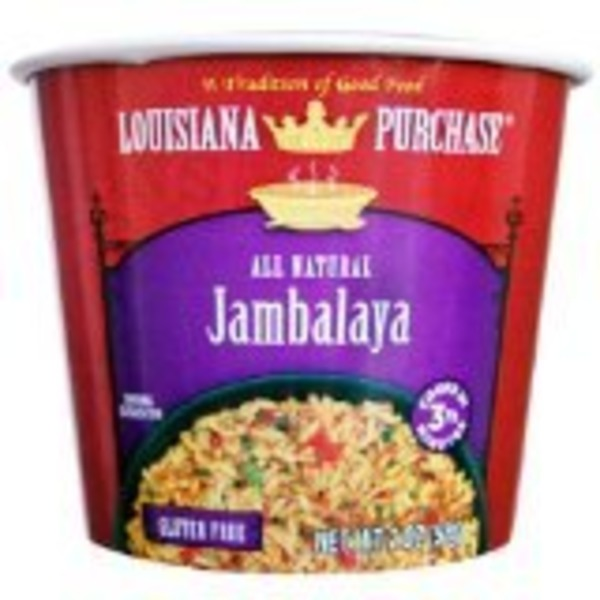 Louisiana Purchase Original Jambalaya Rice Mix
