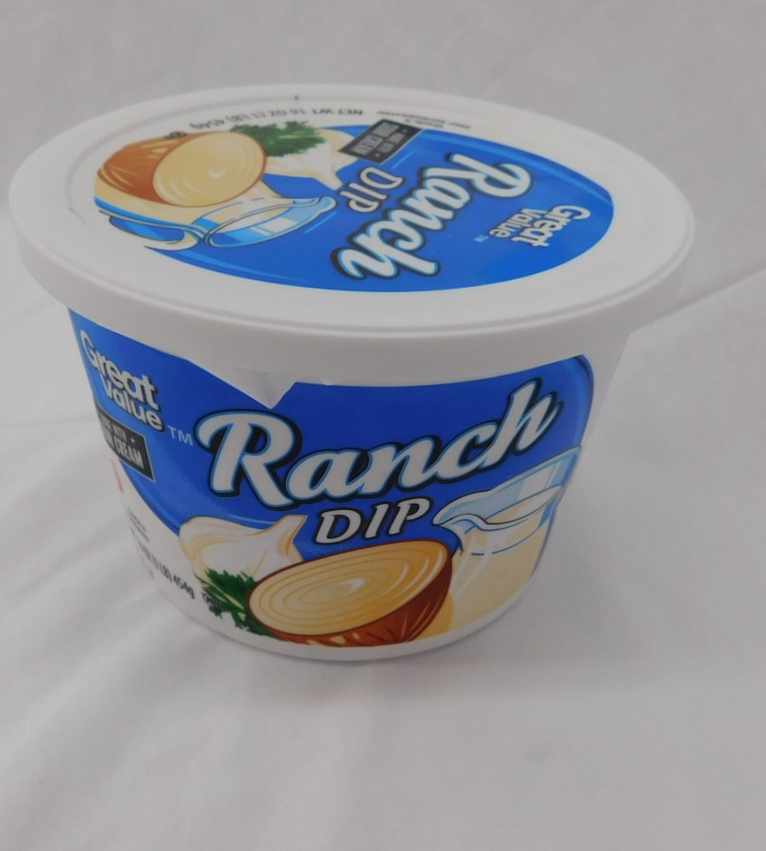 Great Value Ranch Dip