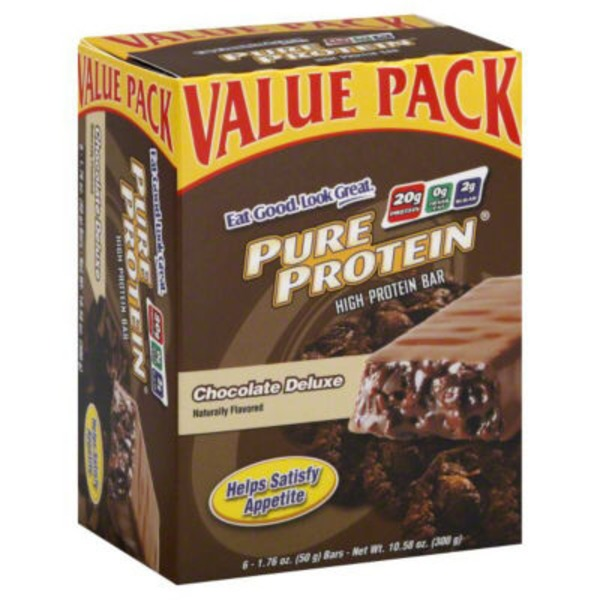 Pure Protein High Protein Chocolate Deluxe