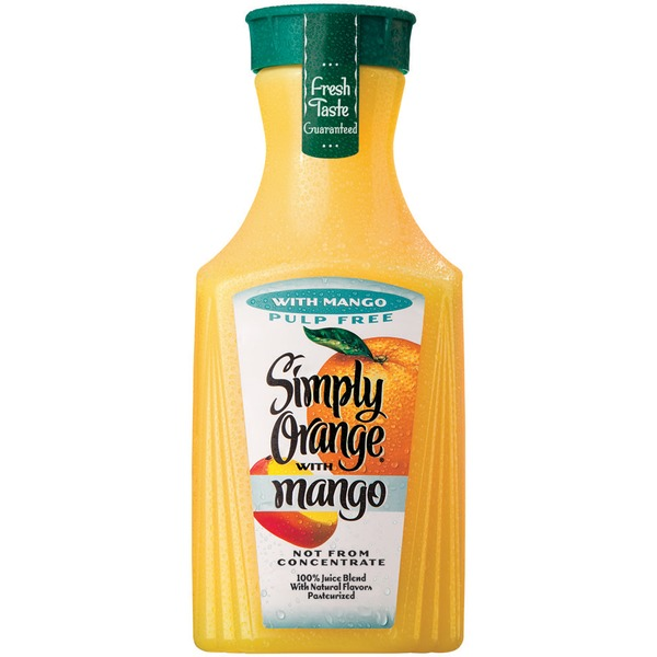 Simply Beverages Simply Orange with Mango Juice