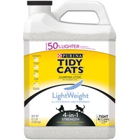 Tidy Cats Lightweight LightWeight 4-in-1 Strength Cat Litter