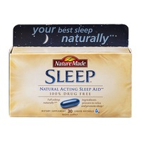 Nature Made Sleep Sleep Aid - 30 CT