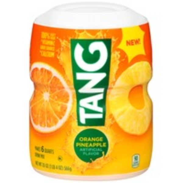 Tang Orange Pineapple Drink Mix