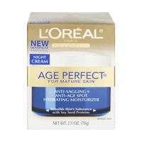 L'Oreal Paris Age Perfect For Mature Skin Night Cream