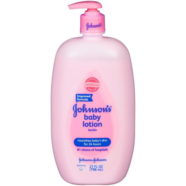 Johnson's® Lotion Baby Lotion