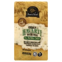 Boar's Head Cream Havarti Cheese with Dill